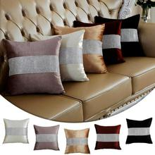 1PC Continental luxury velvet rhinestone sofa cushions Decor Home Pillow case Pillow Covers 45X45cm Bedroom Sofa Cushion Cover 3(China)