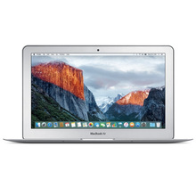 Apple MacBook Air Laptops 11.6 inch 4GB DDR3 RAM 128G 1366P Screen Intel Core i5 Computer Laptops Notebook Sliver color(China)