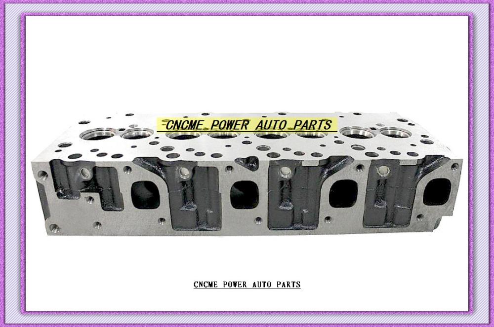 4JA1 2.5L Bare Cylinder Head 8-94125-352-6 8-94431-520-4 (4)