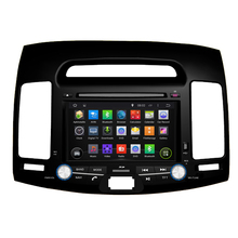 Octa/Quad Core Android 7.1/6.0/5.1   Fit Hyundai ELANTRA 2007 2008 2009 2010 2011 Car DVD Player Navigation GPS TV 3G Radio