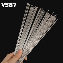 100Pcs Stainless Steel Party BBQ Needles Sticks 29cm Portable Grill Barbecue Skewers Kebab Needle Outside Accessories(China)