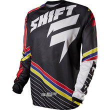 2016 Shift Breathable Road MTB bikecross Dirtbike DH MX ATV BMX moto Riding Gear Adult Mens Jersey Downhill bike Jersey 15 COLOR