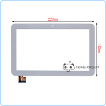 9 inch For Ampe A92 White TPC1732 VER1.0 Touch Screen Digitizer 229*143(China)