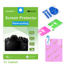 Buy Deerekin HD Nano-coating Screen Protector Canon Rebel T4i T5i T6i T6s SL1 SL2 / EOS Kiss X7i X8i X9i X7 X9 Digital Camera for $2.95 in AliExpress store