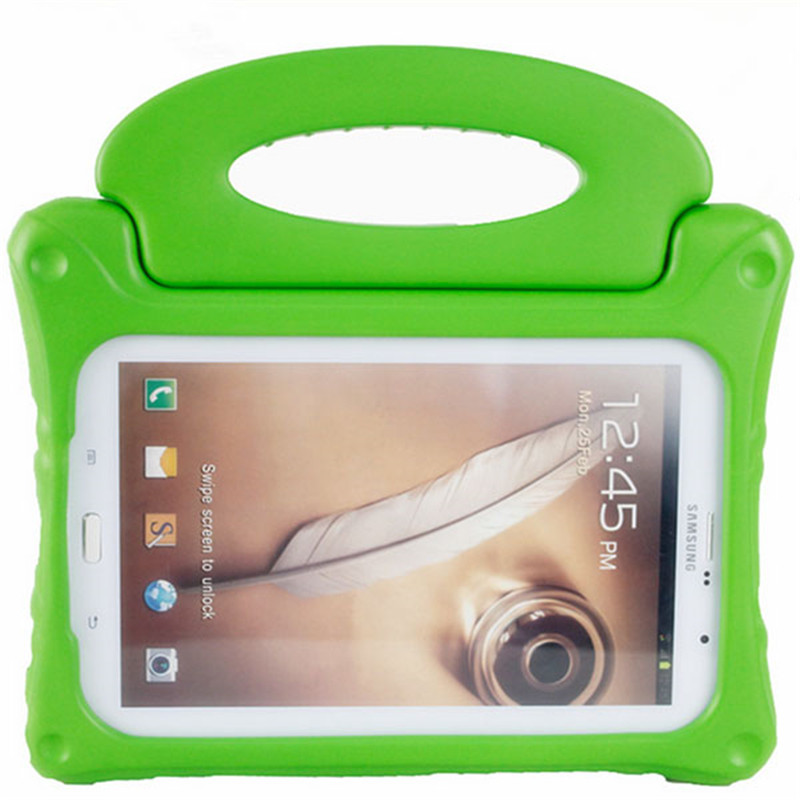 Portable Protective Shell Case Tablet Back Cover Protective Skin For Samsung forGalaxy Note N5100 Handle 8inch Tablet Cover Case<br><br>Aliexpress