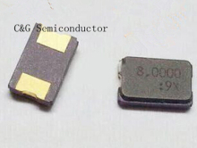 20PCS Passive Crystal SMD 5032 2pin 5*3.2 8M 8MHZ(China)