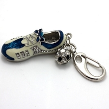 Pen Drive Jewelry Crystal Metal Usb Flash Drive Shoes 8gb 16gb 32gb 64gb Flash Memory Stick Pendrive Mini Usb Creativo 2.0 Gift