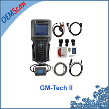 Professional Diagnostic Tool GM Tech II with Six Software Optional For GM Opel SAAB Suzuki Isuzu  Holden