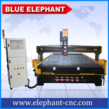 Top Chinese Supplier Blue Elephant 2040 atc cnc router , automatic cnc machines , wooden door making machine