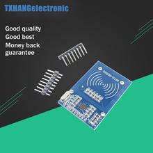 Buy RFID 13.56MHz RC522 Antenna Module Proximity Module Board Brand New Card Module sensor for $1.39 in AliExpress store