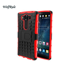 For Phone Case LG V10 Cover Soft Silicone Funda Hard Plastic Phone Case For LG V10 Case F600 H968 G4 Pro Holder Stand Cell Capa