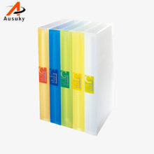 A Ausuky Book Portable 48 Disc Capacity DVD CD Case for Plastic Car Media Storage CD Bag -30