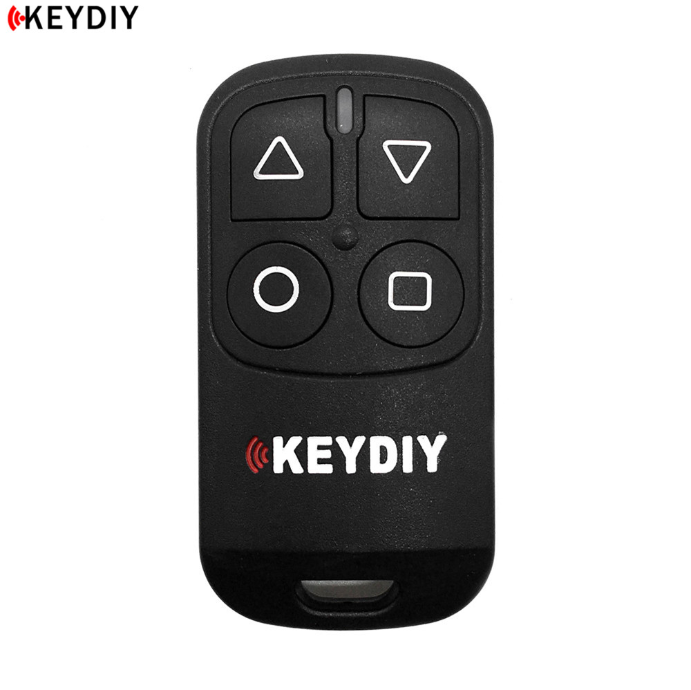 KEYDIY 10pcs/lot 4 Buttons General Garage Door Remote B31/B32 for KD900/URG200/KD-X2/KD MINI Remote Generater(China)