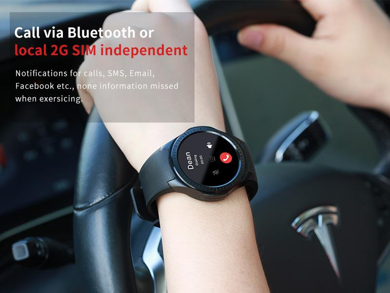 GPS Bluetooth Smart Watch for Sports 10