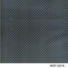 WDF12010 Decorative Material 10 square Width 1m water transfer carbon fiber pva water transfer printing film