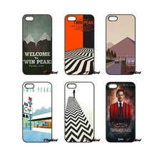 TV Series Welcome To Twin Peaks Printed Phone Case For Samsung Galaxy Note 2 3 4 5 S2 S3 S4 S5 MINI S6 S7 edge Active S8 Plus(China)