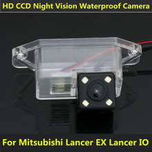 For Mitsubishi Lancer EX Lancer IO 2005 2006 2007 2008 2009 2012 Car CCD Night Vision Backup Rear View Camera Waterproof Parking(China)