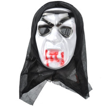 Scream Bleeding Ghost Face Mask for Halloween(China)