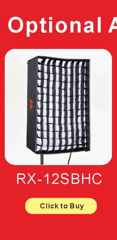 falcon eyes grid comb honey comb for LED Light