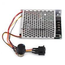 10V-55V 40A Digital Display DC Motor Speed Controller Governor Reversing Direction Switch pwm Controller Power