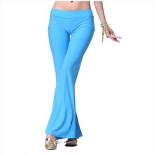 New belly dance costumes senior sexy crystal cotton belly dance  pants for women belly dance  trousers