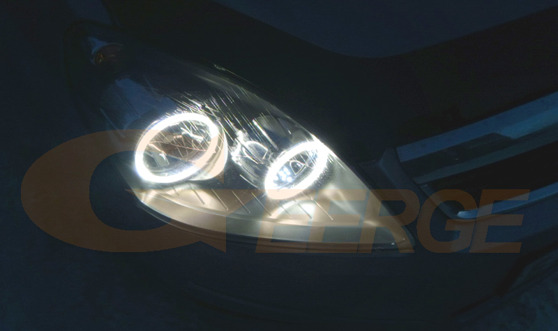 Opel Zafira B 2005-2014 smd led angel eyes(3)