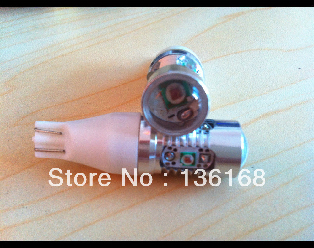 921 w16w auto bulb,25w cree chips led  t15 car light,led t15 high power red color<br><br>Aliexpress