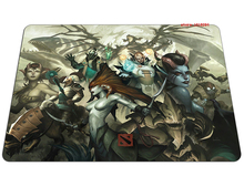dota2 mousepad newest gaming mouse pad Natural rubber gamer mouse mat pad game computer desk padmouse keyboard large play mats