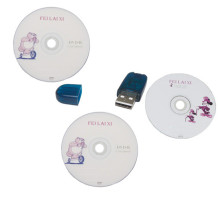 TIS2000 CD and USB Key for GM TECH2 For GM Car Model