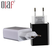 New Top Quality EU Plug 5V 2A USB Charger Fast Wall Travel Mobile Phone Charger Adapter For iPhone 5 6 6s 7 Plus Samsung LG HTC
