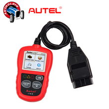 Original AUTELl AutoLink AL319 OBDII & CAN Code Reader with Color Screen Update via Internet AL319 Code Scanner Free Shipping(China)