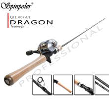 1.8m 89g Ultra Light Fishing Rod 2Sec UL Power Wood Handle Carbon Lure Rods Stick Vara De Pesca Olta Fishing Tackle(China)
