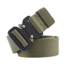 Buy Military Tactical Belt Men Army SWAT Combat Equipment Belt Military Training Carry Waist Belt Men Casual Nylon Hunting Waistband for $9.56 in AliExpress store