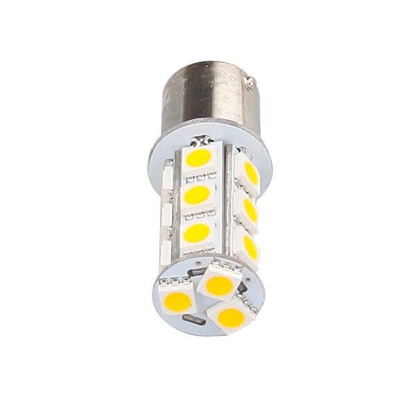 1156 LED BUBL P21W BA15S 12V 24V 18LED 5050SMD BULB vehicle tail lights brake lights reverse lights turn signals side 2pcs/lot<br><br>Aliexpress