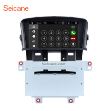 "Seicane 7"" Android 7.1 In Dash Car Radio DVD GPS for 2008-2012 Holden Chevy Chevrolet Cruze with Bluetooth Music OBD2 3G WiFi(China)"