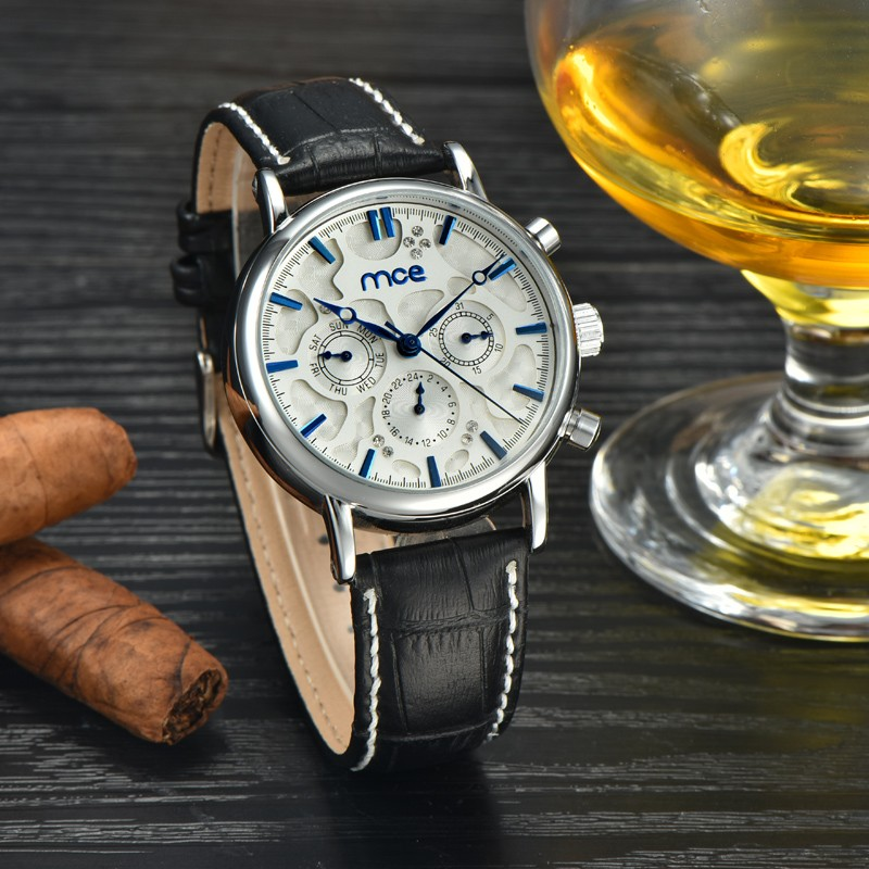 MCE Original Watch Automatic Mechanical Watches For Men Self-wind Auto Date Hours Man Diamond Wristwatch Reloj Automatico Mujer<br><br>Aliexpress