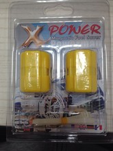 Wholesale - Magnetic Fuel saver car power saver,XP-2,Vehicle fuel saver,protect engine 2pcs/set