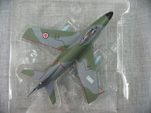 1:72 Yugoslav Air Force F-86D Military Fighter Aircraft Model(China)