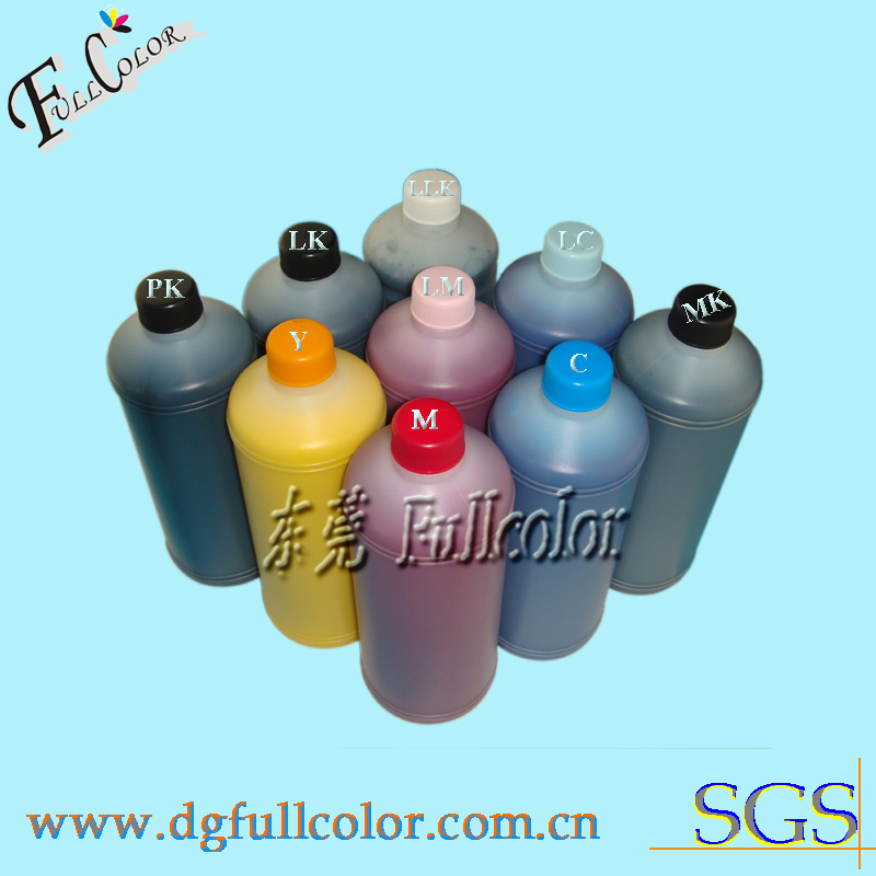 DHL Free shipping 9color/set 1000ml cotton sublimation ink for epson 4880C 7880C 9880C heat printing ink<br><br>Aliexpress