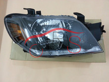 car styling car light for mitsubishi outlander 2003-2005 headlight