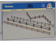Out of print! FENCES 1/72 Diorama terrain 20mm, Italeri 6141