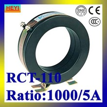 RCT-110 1000/5A RCT current transformer low voltage high accuracy 15VA