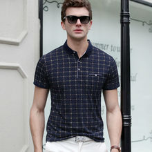 New 2017 Classic Summer Style Famous Brand Polo Striped Casual Men's Polo Shirts Top Quality Short Sleeve Cotton Size XXXL