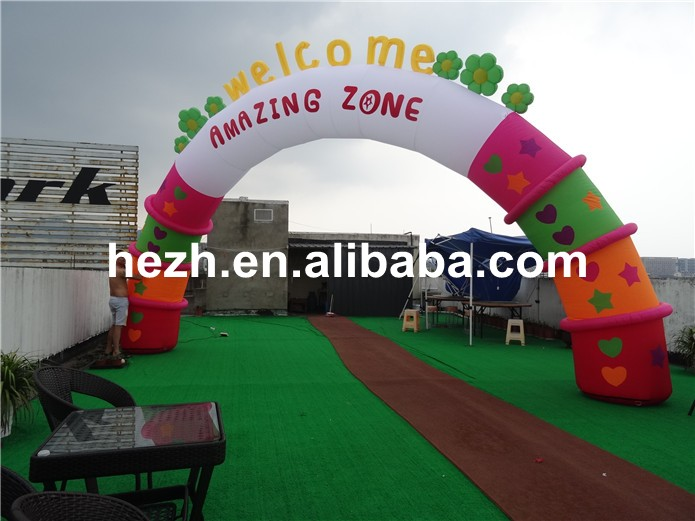 inflatable arch (65)