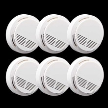 New Free Shipping Big Promotions Smoke Sensor Fire Alarm Cheap Price Worth Buying for Alarm System also for Camera(China)