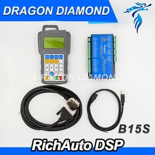 DSP Handle English Version B15S RichAuto DSP Controller for CNC Router/ CNC Engraver(China)
