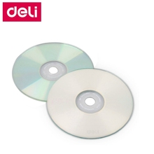 1PCS Deli 3725 CD-R Blank discs recordable compact disc 700MB/80min/52x CD-R BLANK Discs single Piece(China)