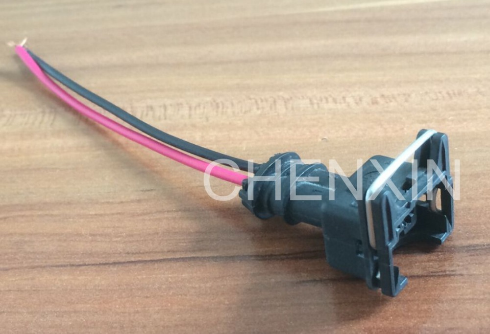 Wire Harness Auto font b Boschs b font EV1 Female Cable Sets Pigtails Motor Fuel Injector online buy wholesale bosch automotive from china bosch automotive bosch wire harness at crackthecode.co