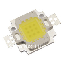 Free Shipping 5pcs/lot 10W 900LM LED Chip Bulb IC SMD Lamp Light White High Power Chip (Quality Assurance 3 years)