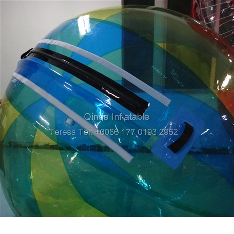 inflatable water trampoline bed(2)